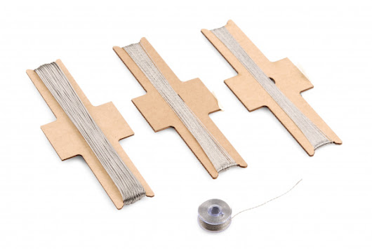 Sewing with Conductive Thread -