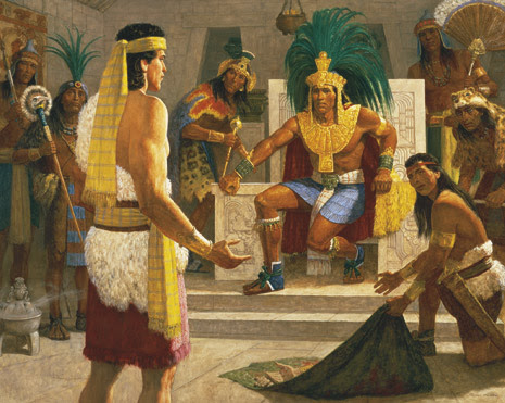 Ammon, a Missionary to the Lamanites