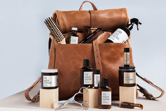 Beardbrand & Whipping Post Giveaway