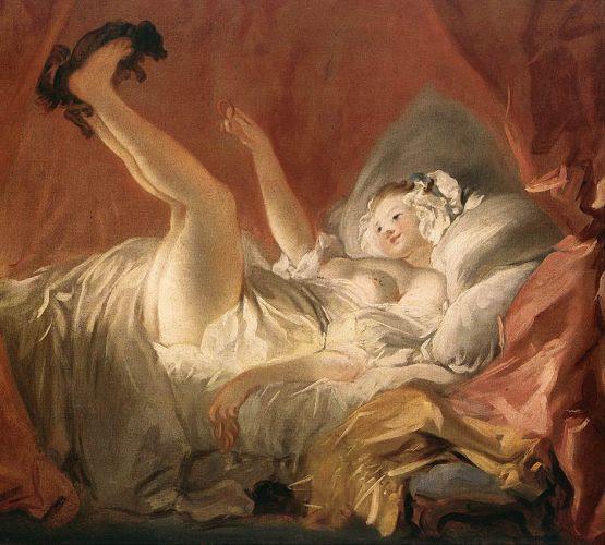 peinture Fragonard