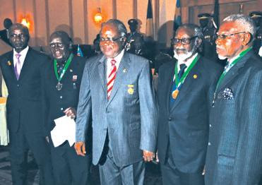 SADC Summit ends on high note in the capital of Windhoek, Namibia on August 17, 2010. The Summit called upon western states to lift sanctions against Zimbabwe. by Pan-African News Wire File Photos
