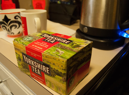 Yorkshire Tea (Red) Review