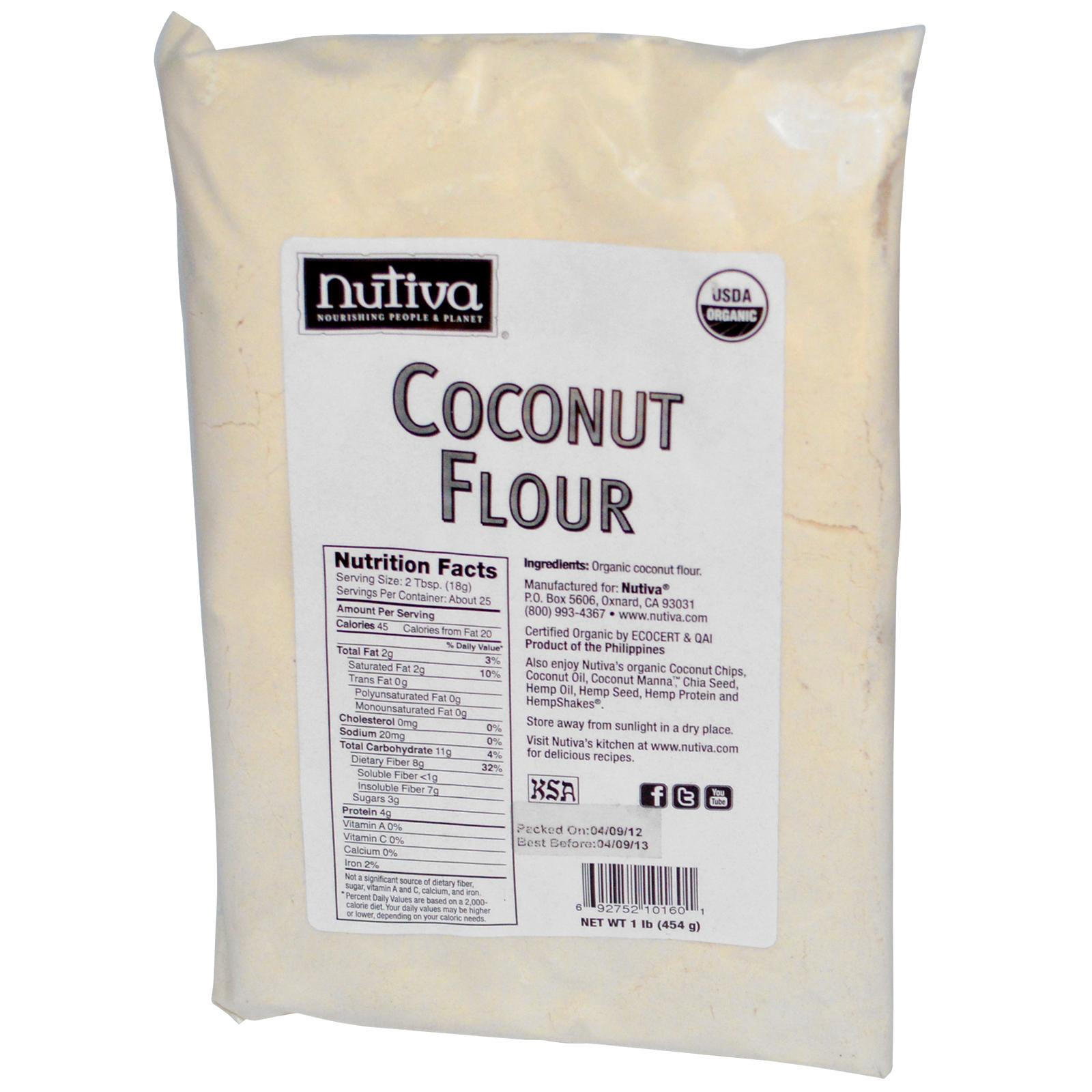 Why Coconut Flour Works for Me | My Gluten Free Girlfriend