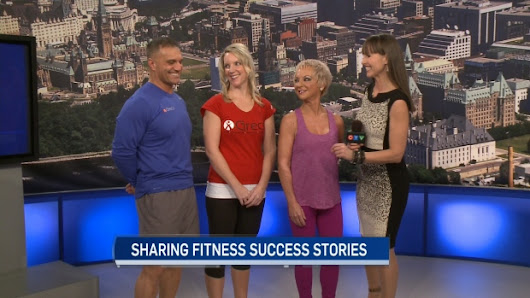 CTV Ottawa: Success with Greco pt.1
