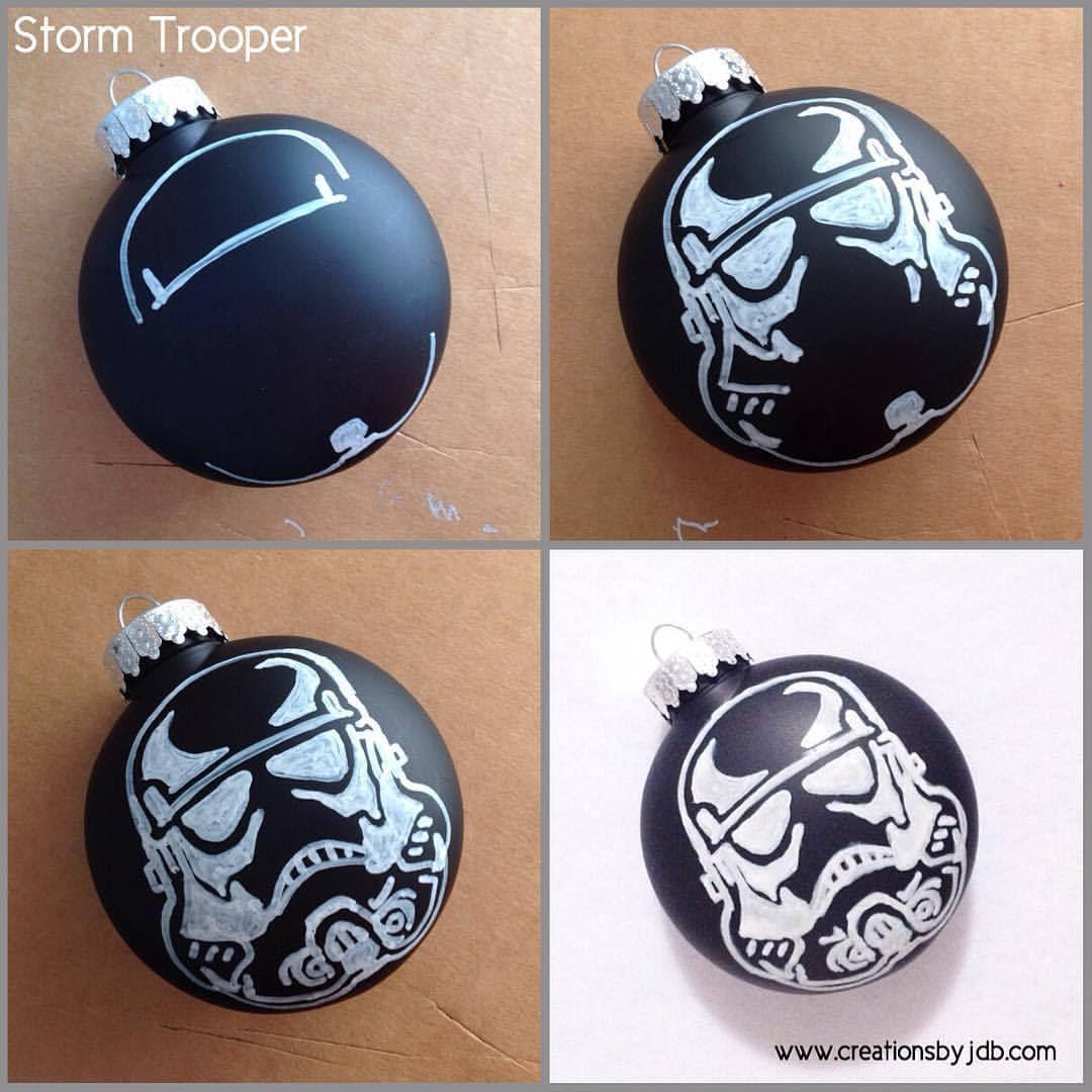 Stormtrooper Ornament
