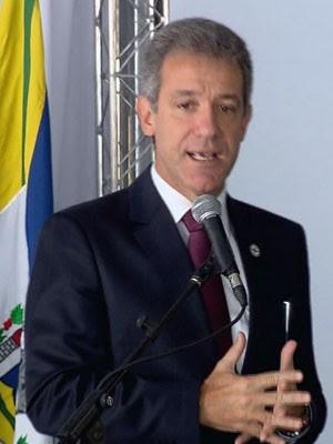 Ministro da Saúde, Arthur Chioro, falou sobre demora para implantação de serviço (Foto: Reprodução EPTV)