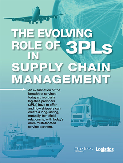 The Evolving Role of 3PLs in Supply Chain Management