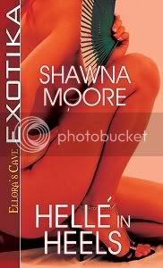 Helle In Heels regular cover