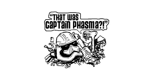 That was Captain Phasma? by cube3