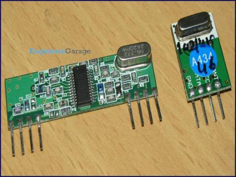 RF Transmitter-Receiver Module