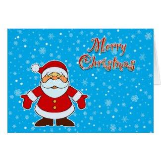 Christmas Greeting Card card