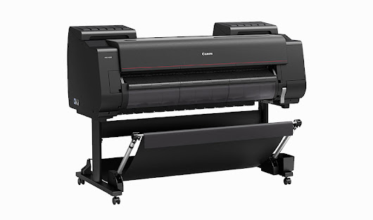 Printer Showcase: Canon ImagePROGRAF PRO | Total Image Supplies