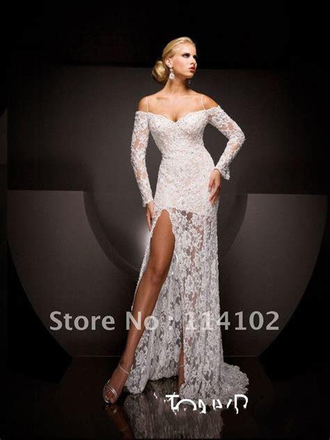 1000  ideas about Lace Reception Dresses on Pinterest