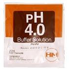 HM Digital pH 4.0 Buffer Solution, 20 ml Sachets PH-P4
