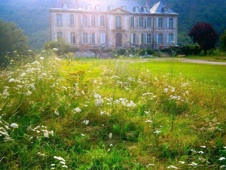 Chateau de Gudanes.
