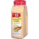 McCormick Garlic, Granulated 26 oz