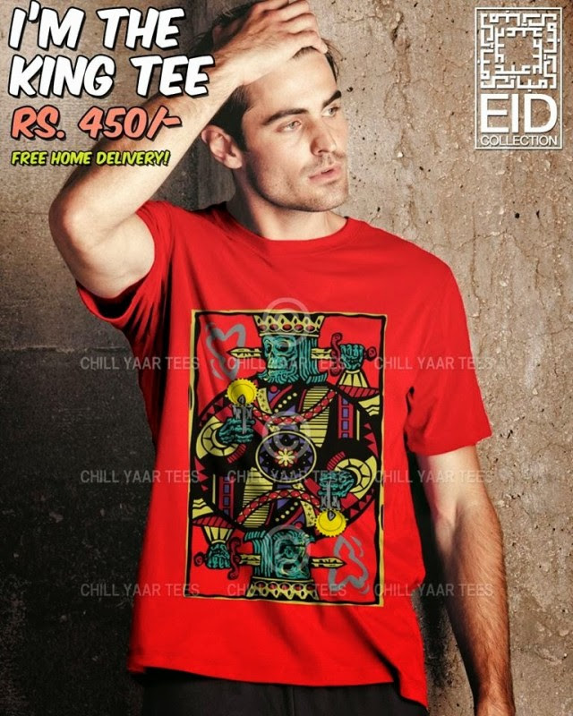 Mens-Boys-Wear-Beautiful-New-Look-Graphic-T-Shirts-2013-14 by Chill-Yaar-Logo-Tees-15