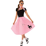 Womens Poodle Skirt - 84644 - Pink