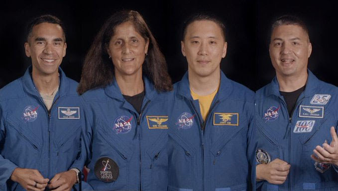 NASA astronauts speak out for Asian American and Pacific Islander Heritage Month (video)