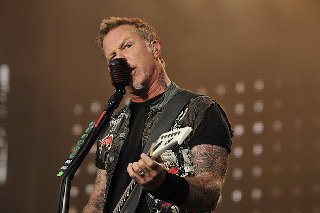 Laurentiu State  Metallica's James Hetfield To Narrate Upcoming