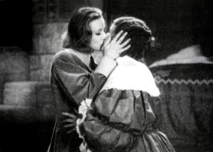 """Greta Garbo in """"La regina Cristina"""""""