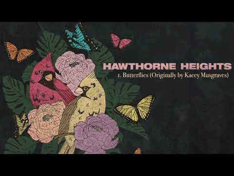 Hawthorne Heights - 'Dads Of Sad' Project Covers Kacey Musgraves & Billie Eilish