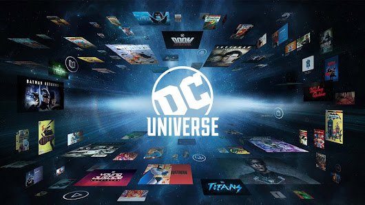 The DC Universe App Is Live. Here are 10 Reasons to Join!