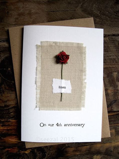 25  best ideas about 4th Anniversary on Pinterest   Red