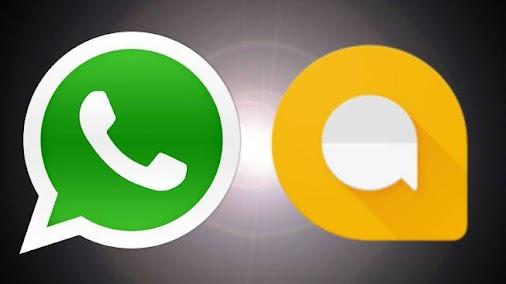 ¿Qué diferencia Google Allo de WhatsApp?
