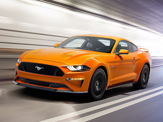 New Ford Mustang Offers Sleeker Design, More Advanced Technology and Improved Performance | Ford Media Center
