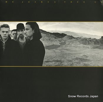 U2 joshua tree, the