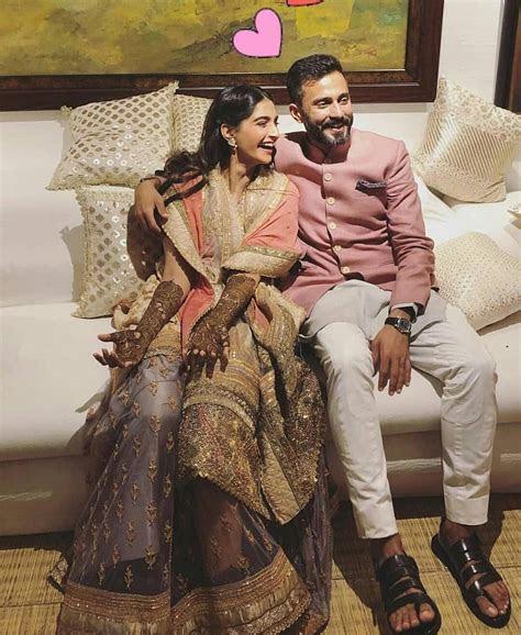 Sonam Kapoor Wedding Pics! ? India's Wedding Blog