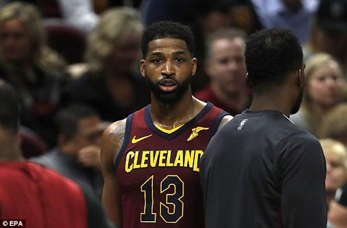 Tristan Thompson booed during Cleveland Cavaliers game #WhispersOfSweetNothings #tekexpertsnglaunch ...