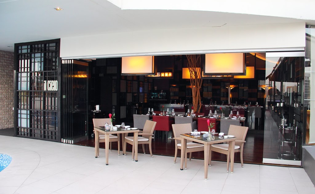 Opus Seafood Restaurant