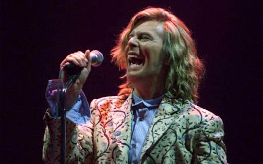 David Bowie's 2000 performance to be screened at Glastonbury 2016 | YouRocks.Top