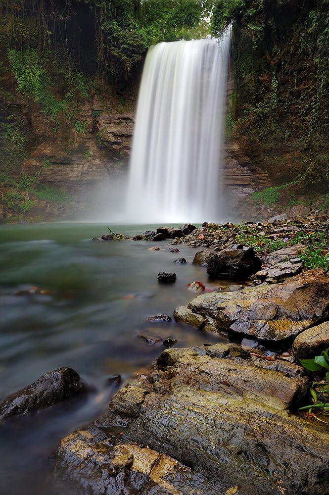 Lake Sebu First Falls