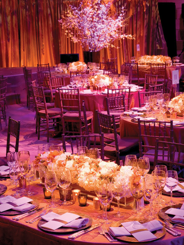 Wedding Reception Decoration Ideas - Wedding Reception Table Ideas ...