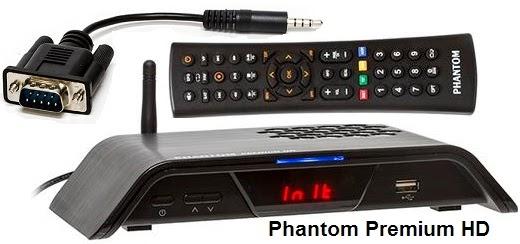NOVA ATT PHANTOM PREMIUM HDV431 - 06-04-2014