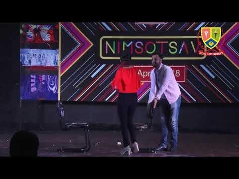 Romantic Love Story of College Student : Nimsotsav | Nims University
