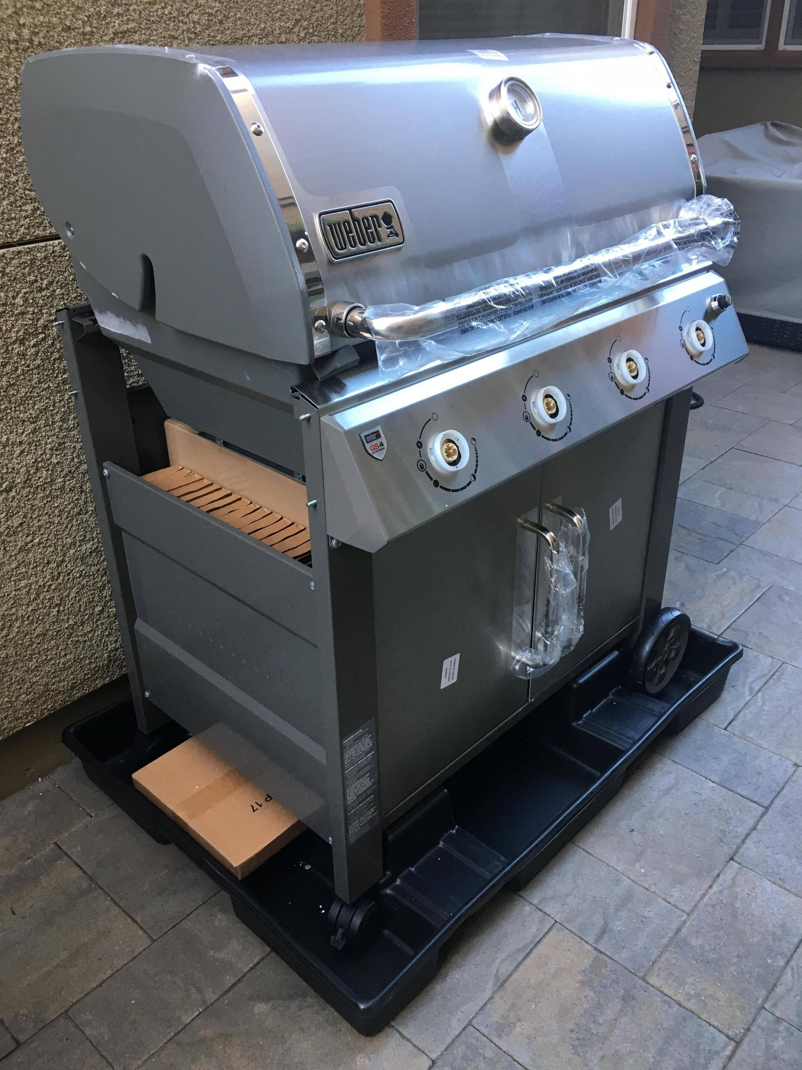 New for 2017 Weber Genesis II Gas Grills [Archive] The Virtual