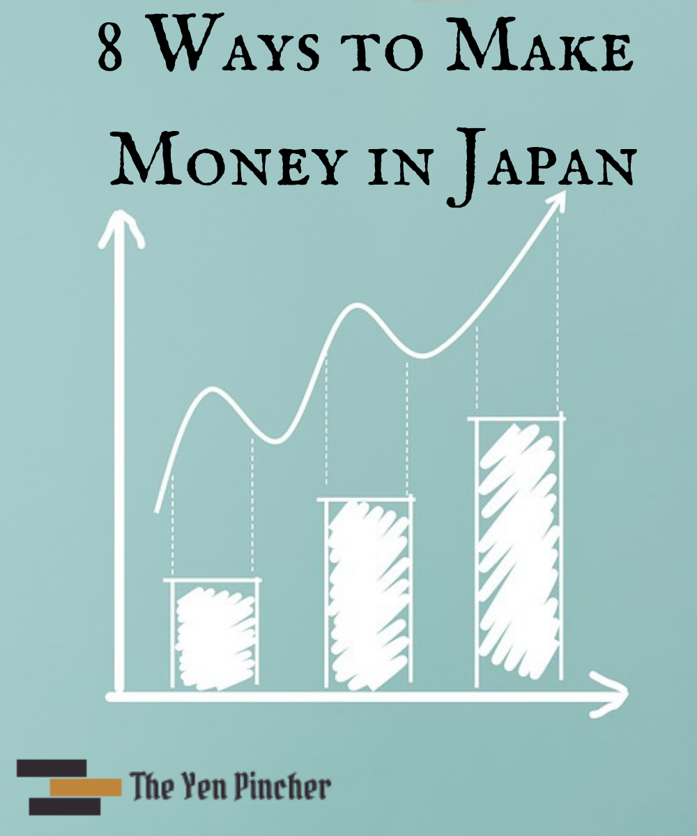 easy way to make money in japan