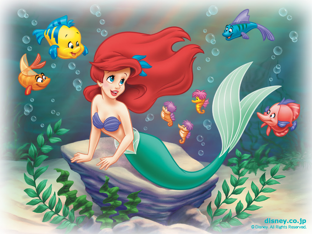 Disney Princess Wallpaper Princess Ariel Putri Disney