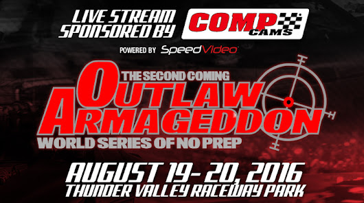 Outlaw Armageddon 2016 by SpeedVideo.com