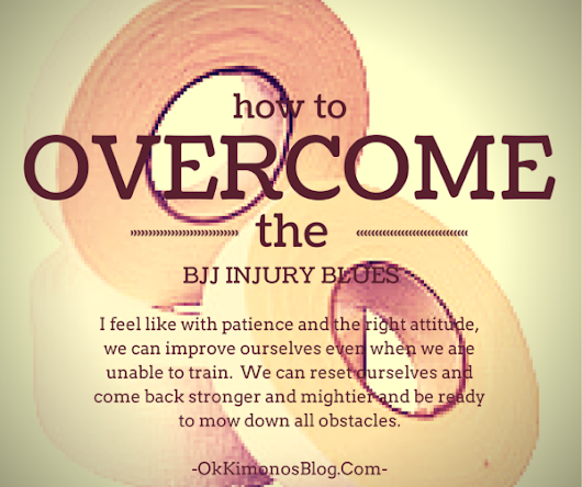 How to Overcome the Injury Blues
