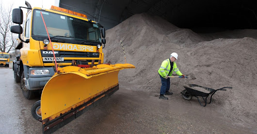 Newcastle City Council reveal plans to privatise winter gritting fleet