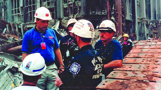 As 9/11 anniversary nears, D.H. Griffin Cos. president recalls work at Ground Zero - Greensboro - Triad Business Journal