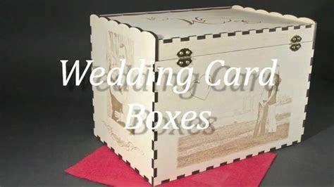 Wedding Card Box ideas   Personalized   YouTube