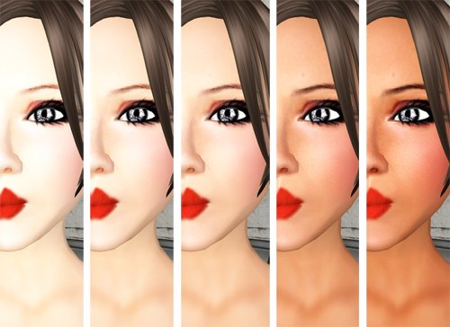 [M2M]..::Carmin Skin::.. L$300 Each [Medium is reduced to L$100]