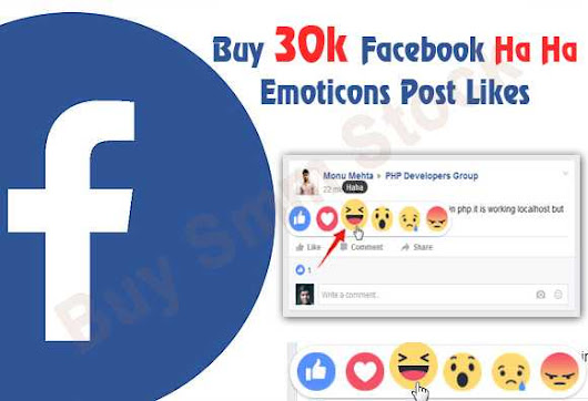 Buy Facebook Ha Ha Emoticons Post Likes
