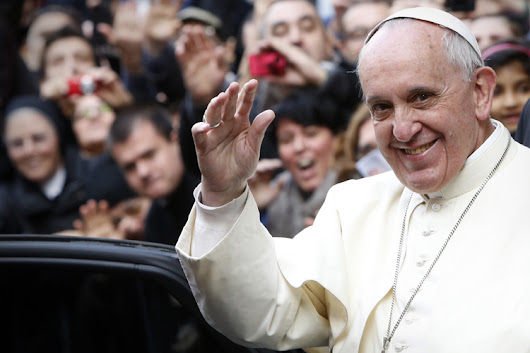How Pope Francis brought me back to Catholicism